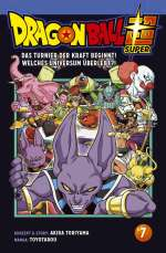 Das Turnier der Kraft beginnt! Welches Universum überlebt?! Cover