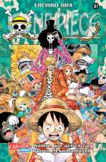 One Piece, Band 81 Cover
