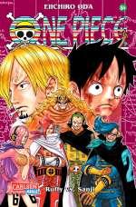 Ruffy vs. Sanji Cover