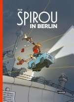 Spirou & Fantasio Spezial: Spirou in Berlin Cover