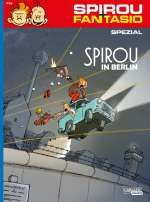 Spirou in Berlin (Comic) Cover