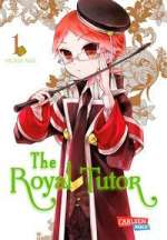 The Royal Tutor (1) Cover