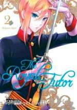 The Royal Tutor (2) Cover