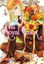 The Royal Tutor (3) Cover