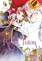 The Royal Tutor 9 Cover