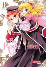 The Royal Tutor 10 Cover