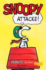 Snoopy: Attacke! Cover
