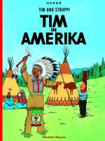 Tim in Amerika Cover