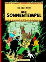 Der Sonnentempel Cover