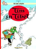 Tim in Tibet Cover
