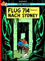 Flug 714 nach Sydney Cover