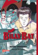 Billy Bat (1) Cover