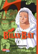 Billy Bat (2) Cover