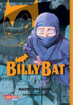 Billy Bat (3) Cover