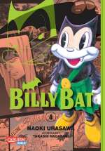 Billy Bat (4) Cover