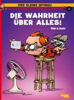 Die Wahrheit über alles! (Comic) Cover