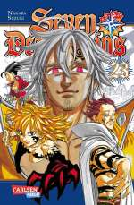 Seven Deadly Sins 23 Cover