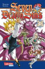 Seven Deadly Sins 24 Cover