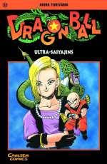 Ultra-Saiyajins Cover