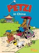 Petzi in China Cover