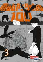 Mob Psycho 100 (3) Cover