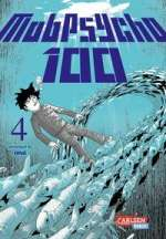 Mob Psycho 100 (4) Cover