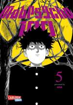 Mob Psycho 100 (5) Cover