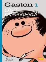 Gaston - Erste Katastrophen Cover