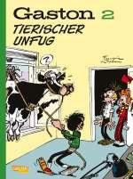 Gaston - Tierischer Unfug Cover