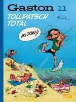 Tollpatsch total Cover