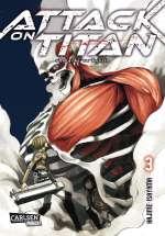 Attack on Titan (3) Cover