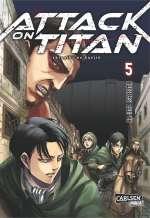 Attack on Titan (5) Cover