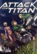 Attack on Titan (6) Cover