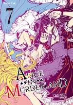 Alice in Murderland (7) Cover
