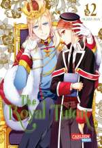 The Royal Tutor 12 Cover