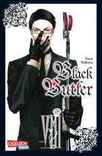 Black butler Cover