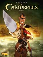 Die Campbells 1: Inferno Cover