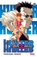 Hunter x hunter 2 Cover