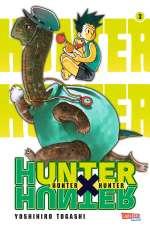 Hunter x hunter 3 Cover
