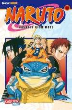 Naruto 13 (Comic) Cover
