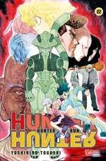 Hunter hunter 22 Cover