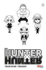 Hunter hunter 23 Cover