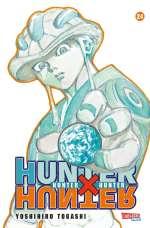 Hunter hunter 24 Cover