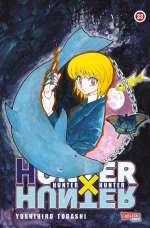 Hunter hunter 33 Cover