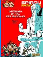 Gefangene im Tal der Buddhas Cover