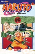 Naruto - Band 18 (Comic) Cover