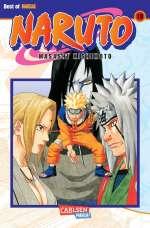 Naruto - Band 19 (Comic) Cover
