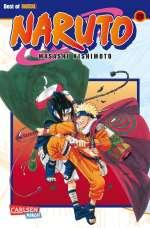Naruto - Band 20 (Comic) Cover