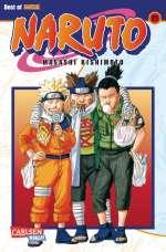 Naruto (21) Cover