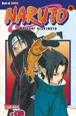 Naruto (25) Cover